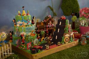 Compleanno disney cake design - Sara Fiorito