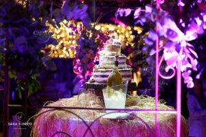 Cake table - Wedding planner Sara Fiorito